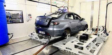 Cellule Dessai Climatique Automobile