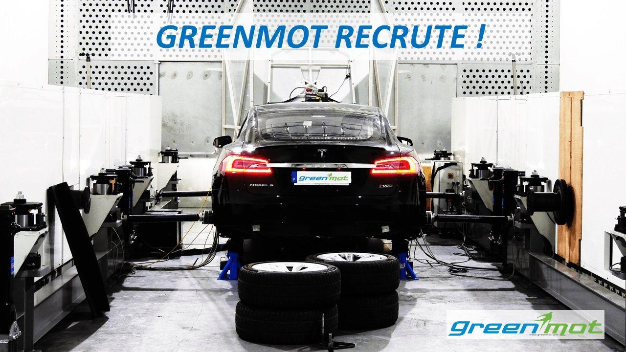 Greenmot recrute pour ses équipes