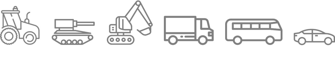 pictograms vehicles