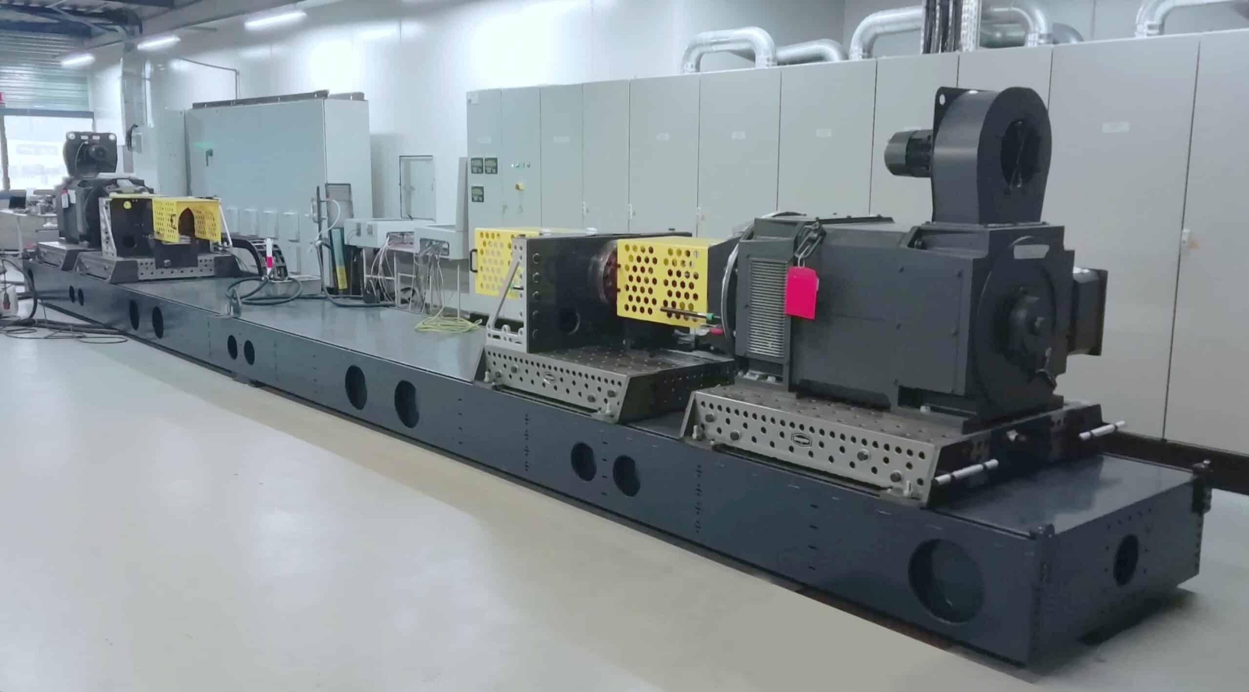 e-bench, axles test bench