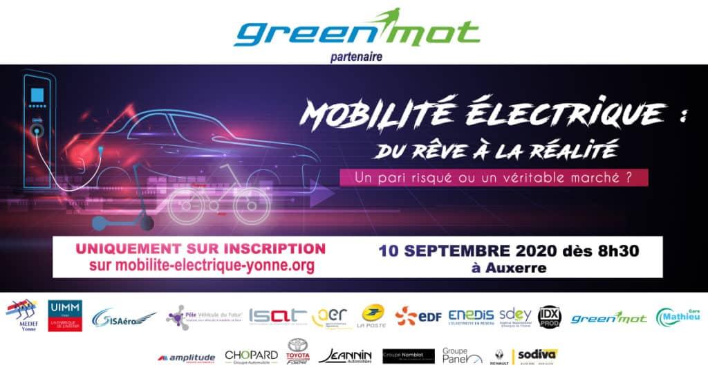 journée mobilité électrique sept 2020