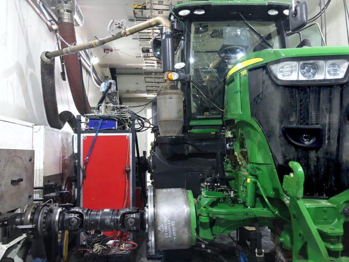 tracteur cellule