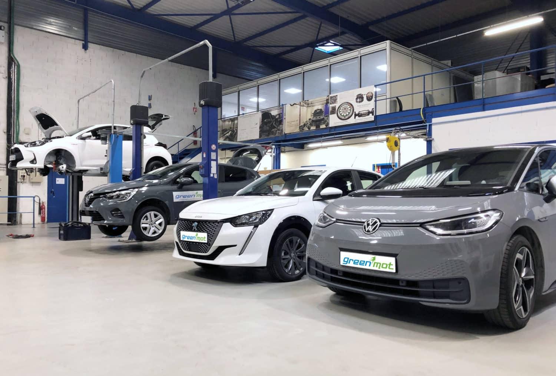 Atelier voitures