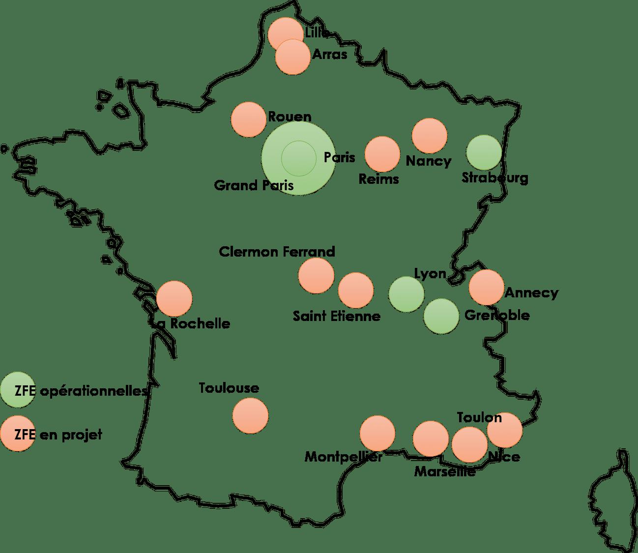 Zones à faibles emissions